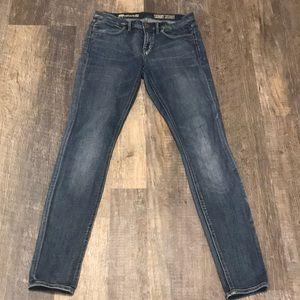 Madewell Skinny Skinny 28x32